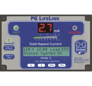 Line Isolation Monitors (LIMs)